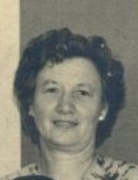Nancy Elfrida Svendsen